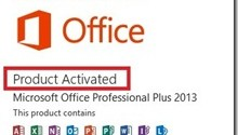 تحميل اوفيس 2013 نسخة نظيفة احترافية كاملة Professional Plus مع تسجيل مضمون ومجرب